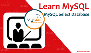 MySQL Select Database